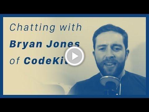 Chatting with Bryan Jones of CodeKit 3