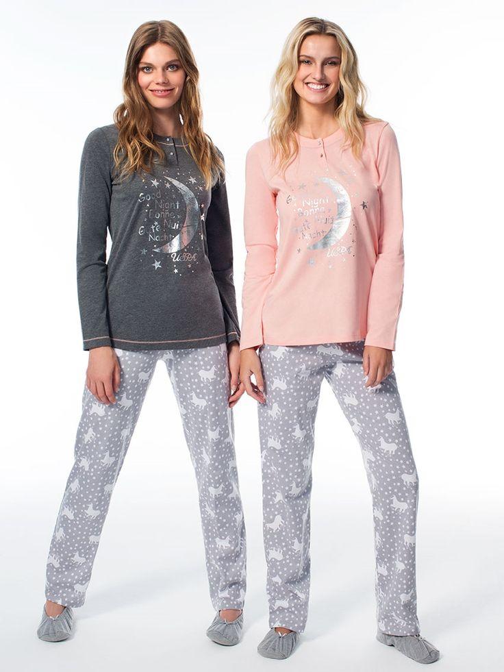 US Polo 15539 Bayan Pijama Takım | Mark-ha.com #markhacom #pijama #fashion #newseason #moda #trend #yenisezon #uspolo