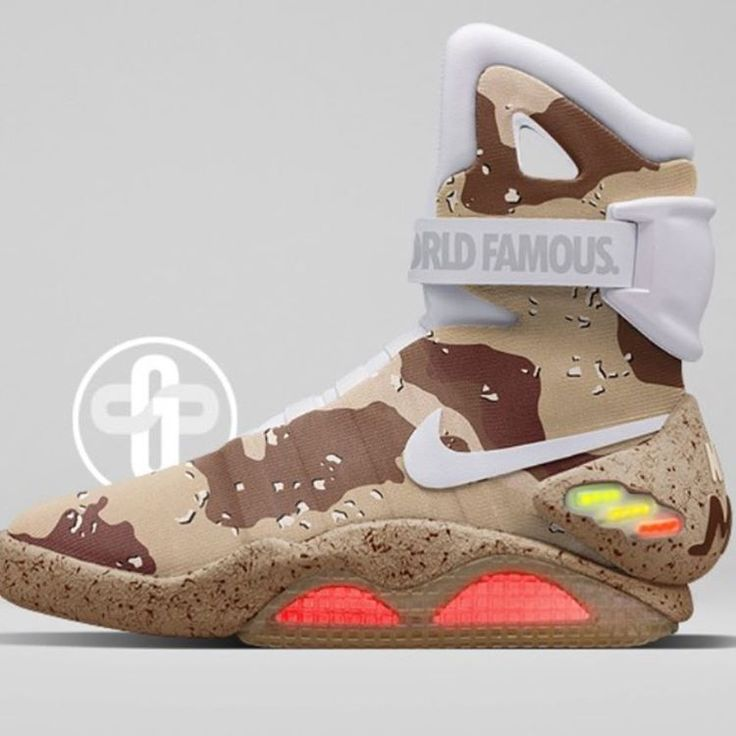 ♚Nike Mag (Sand camo)♚ #sneakers #sneak #sneakercommunity #sneakerhead #sneakerheads #sneakerfreak #sneakernews #sneakerporn #sneakerlove #sneakercon #sneakerwatch #sneakerworld #nikeairmax #nike #nikeairforce #nikeair #nikeshoes #nikerun #nikemag #nikemags