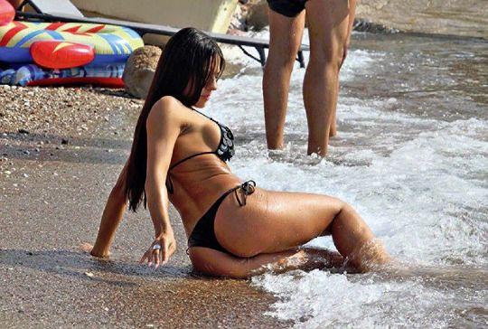 Sandra Afrika Sexy Guza Na Plazi U Tanga Kupacem Www-4848