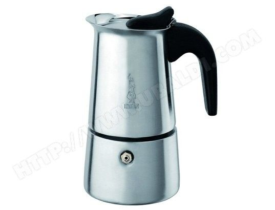Cafetière italienne BIALETTI 0001735 Musa Induction 10 tasses