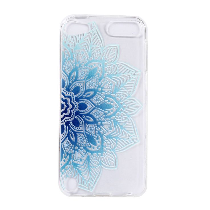 Cool Disigh Soft TPU Case For iPod Touch 5/Touch6 Coloured pattern Drawing Silicone Back Cover Phone Case For iPod touch5 case