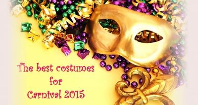 The best Costumes for Carnival 2015! More on: http://www.bluorange.it/en/not-only-beauty/carnival-2015-looks-and-hairstyles-trends-for-this-year #costume #carnival2015 #carnival #look #hair #bluorange
