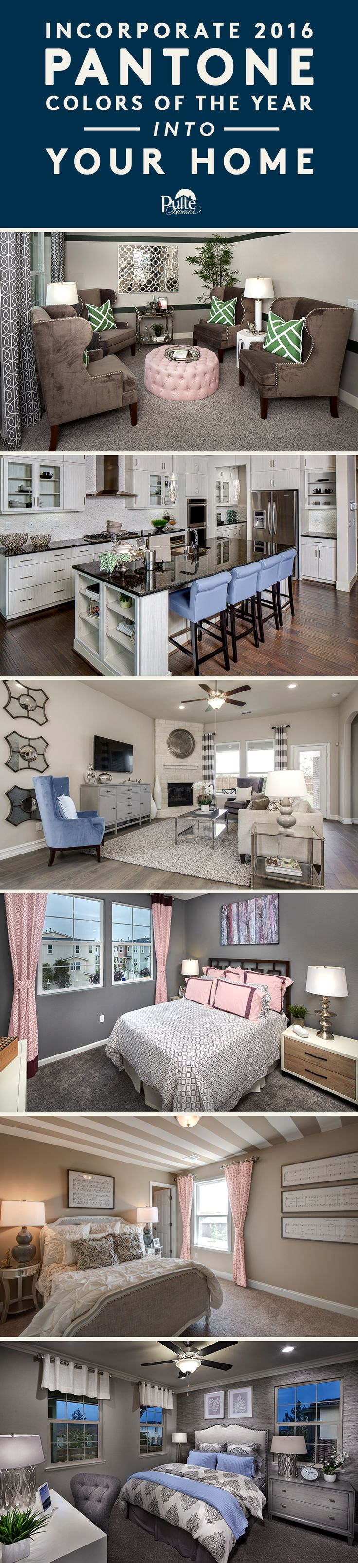 Visual Homes 57 Best Colorful Decor Images On Pinterest  Colorful Decor Pulte