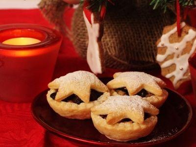 クリスマスを祝う伝統のミンスパイ