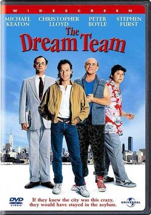 The Dream Team Dream Team Movie Michael Keaton Dream Team
