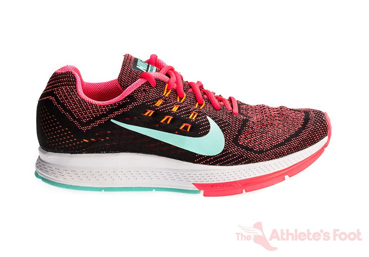 Nike Womens Air Zoom Structure 18-Hyper Punch-Hyper Turquoise - Check it out instore or online!