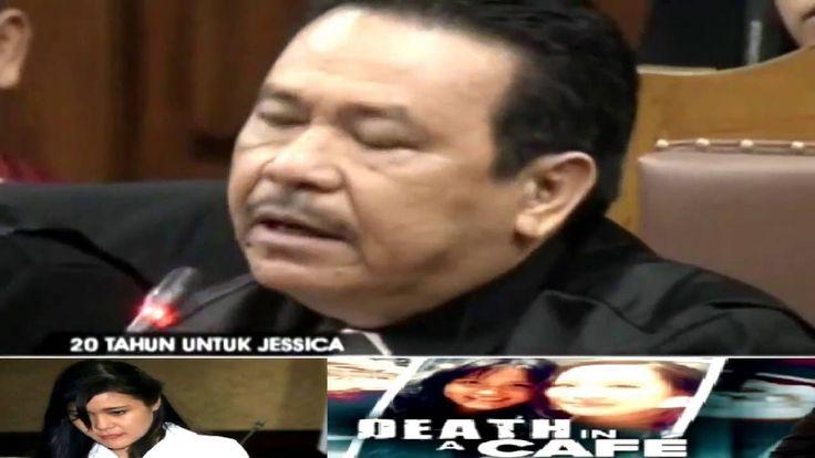 Sidang VONIS Jessica - Otto Hasibuan TERSINGGUNG Ucapan Hakim BINSAR !