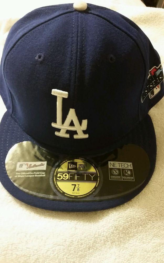 637955533aa New Era 59FIFTY LA DODGERS blue -MLB Baseball Cap Hat 8 originally  42