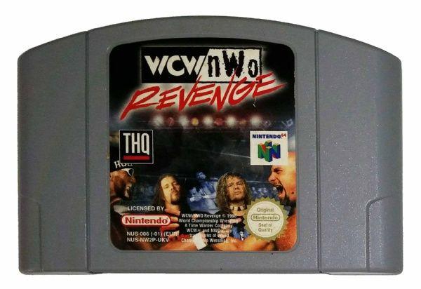 Buy WCW / NWO Revenge N64 Australia