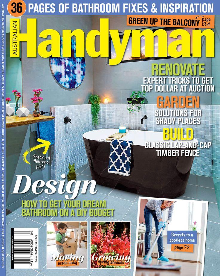 64 best Australian Handyman Covers images on Pinterest | Handyman ...
