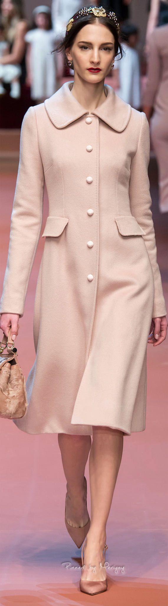 #Farbbberatung #Stilberatung #Farbenreich mit www.farben-reich.com Dolce & Gabbana.Fall 2015.