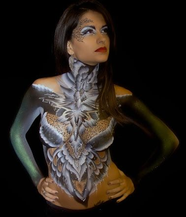 gallery Picture body painting