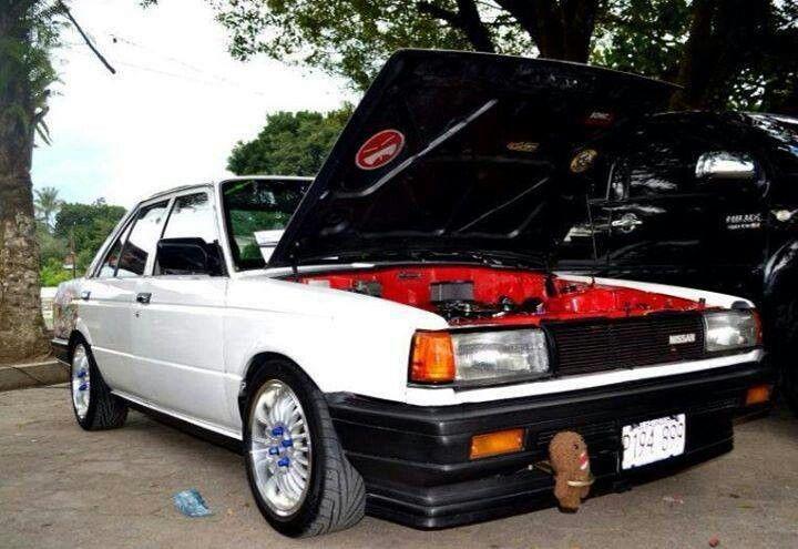 Nissan Sentra Sunny B12