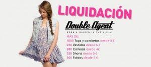 Liquidación de Ropa de Double Agent en El Armario de la Tele. Sigue el enlace para más información: http://rebajas-enero.offertazo.com/liquidacion-rebaja-double-agent-moda-armario-de-la-tele/