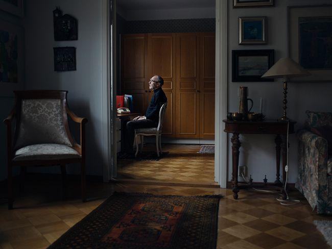 PORTRAITS - Portfolio Aapo Huhta