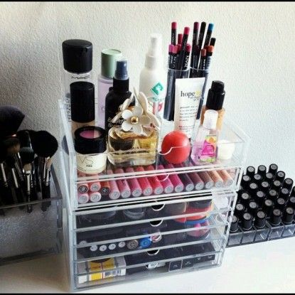 8 Ways To Organize Your Beauty Products