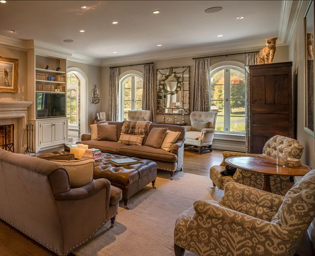 Traditional Home with Timeless Interiors