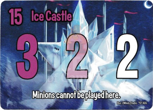 Ice Castle - Princesses - Smash Up Card | Altar of Gaming