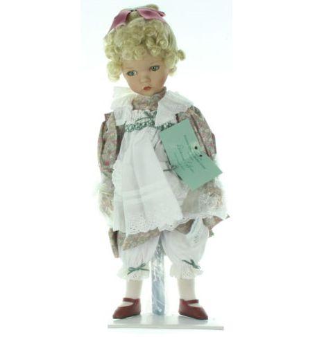 古董 vintage 娃娃 陶瓷娃娃