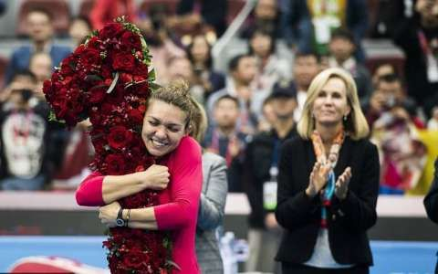 Vezi LIVE Finala de la Beijing dintre Simona Halep si Caroline Garcia pe iPhone, iPad, Smartphone, Calculator sau Tableta!