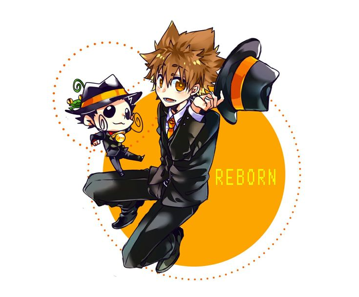KHR Reborn and     Tsuna