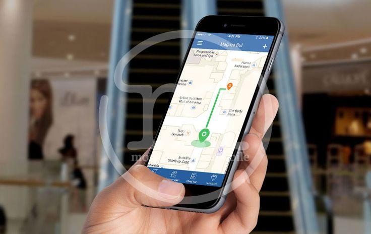 AVM'lerde aradığınız mağazayı bulmak artık çok kolay #morethanmobile #navigation #indoornavigation #nav #map #ibeacon #mobile #app #mobileapp #uygulama #ios #android #innovative #innovation #tech #inovasyon #teknoloji #iphone #samsung #avm #mall #shopping