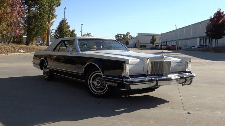 136090 / 1979 Lincoln Mark V Bill Blass Edition