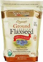 Spectrum Organic Ground Flaxseed