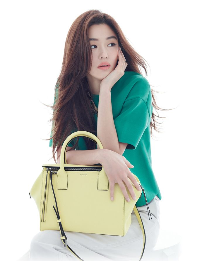 Jeon Ji Hyun - Leading actors/actresses of the Korean entertainment industry in 2014 - About Korean Country