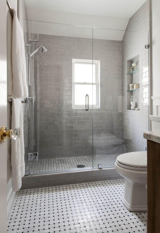 glass gray tiles