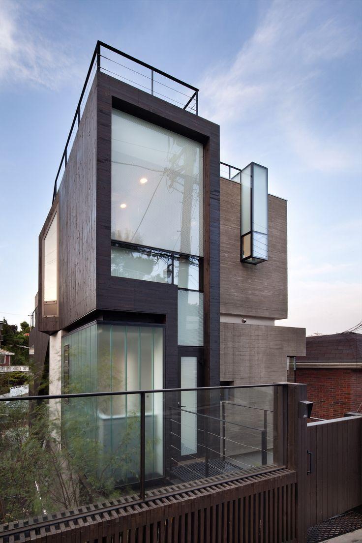 Galería de casa h sae min oh  bang by min 14 architecture interior designresidential architecturemodern