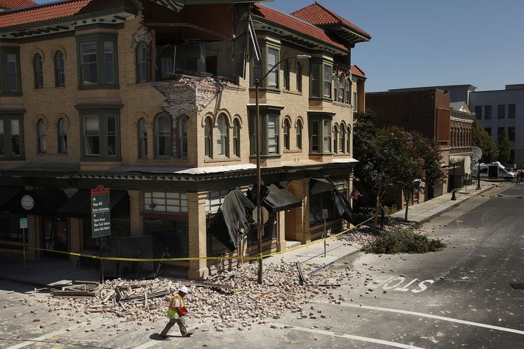 The West Coast's earthquake early warning system would die under Trump's budget.