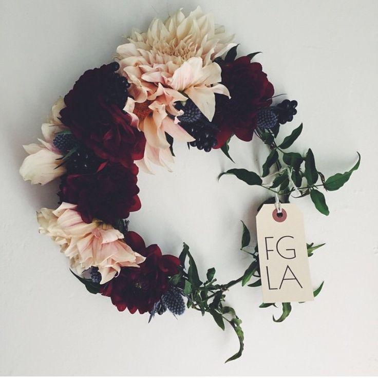 17 Best Ideas About Black Flower Crown On Pinterest: Best 25+ Diy Flower Crown Ideas On Pinterest