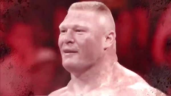 The 2017 Royal Rumble Match is a mission of REVENGE for Brock Lesnar!