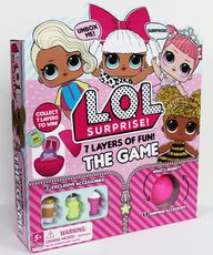 L.O.L. Surprise! 7 Layers of Fun The Game