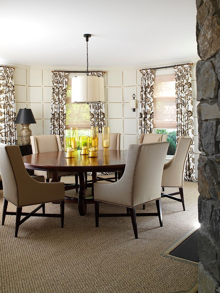 Gainesville Luxury Designer Home: 121 Best Round Dining Room Tables Images On Pinterest