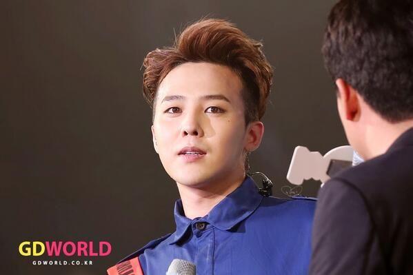 GD @ Samsung Talk Concert