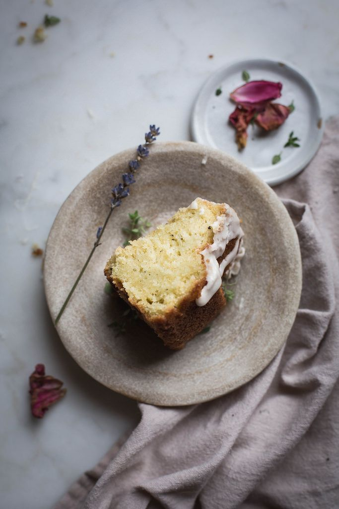 Local Milk | Herbes de Provence & Rose Olive Oil Cake