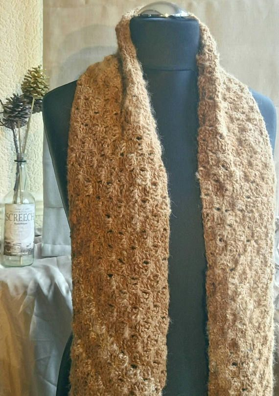 Check out this item in my Etsy shop https://www.etsy.com/uk/listing/546140474/handspun-alpaca-scarf-brown-scarf-brown