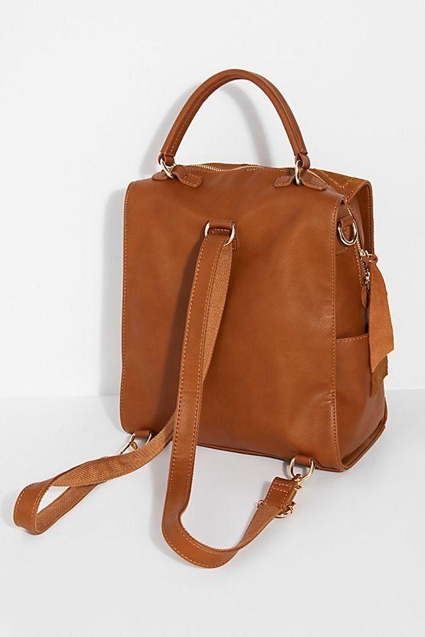 c93dae9e606 Abbie Suede Backpack in 2019 | Bags | Cute backpacks, Camel ...
