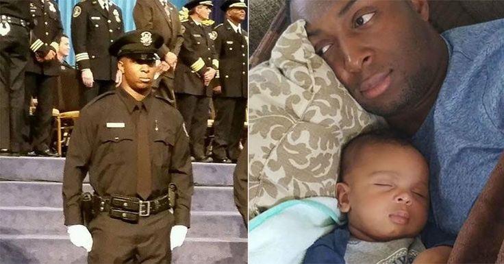 Police Officer Glenn Doss, Jr.   Detroit Police Department, Michigan