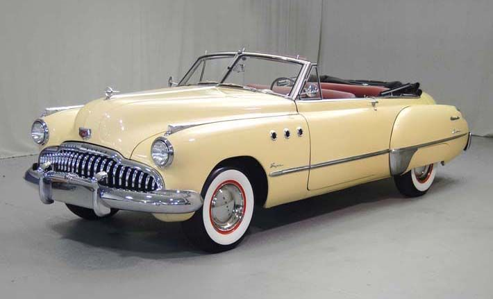 A lovely 1949 Buick Super. #vintage #1940s #cars
