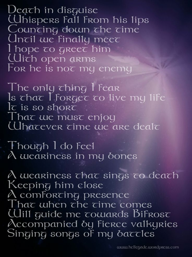Death  #poetry