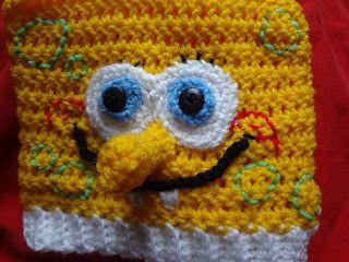 1000+ images about Crochet Sponge Bob on Pinterest Bobs ...