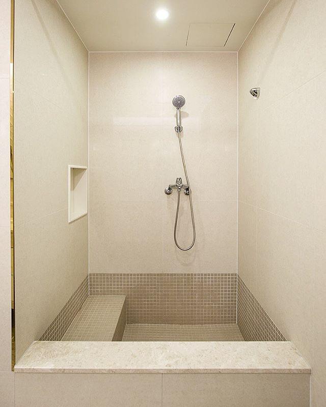 욕조+샤워부스 목욕하기도 좋을듯