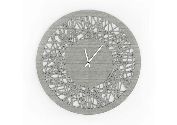'monolite clock' designed by eloisa libera