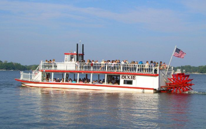 The Riverboat Cruise In Indiana You Never Knew Existed