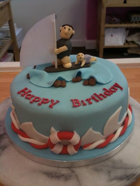 Happy Birthday Dad Cake Ideas