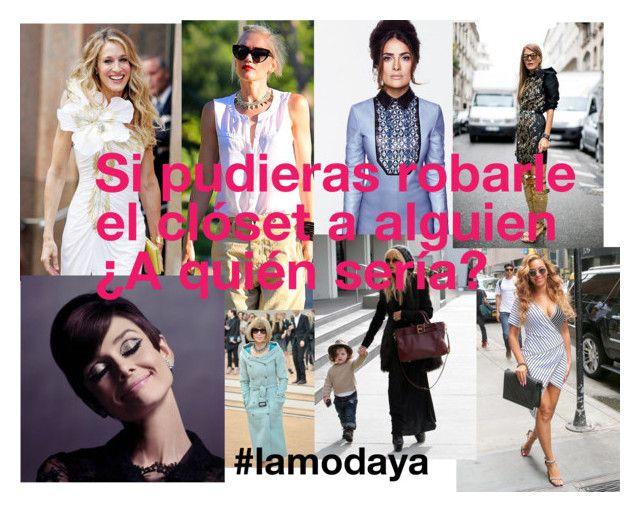 robar closet by lamodaya on Polyvore featuring moda, Bardot, Sarah Jessica Parker and Rachel Zoe
